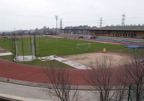 Complex Esportiu Hospitalet Nord