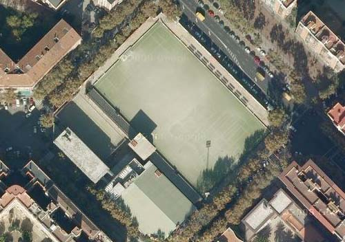 Complex Esportiu Municipal Júpiter