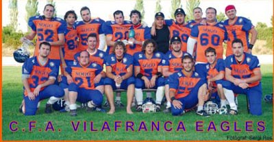 Vilafranca Eagles Senior