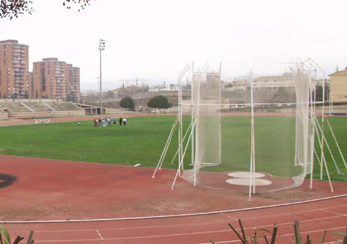 Pistas de Atletismo Can Jofresa